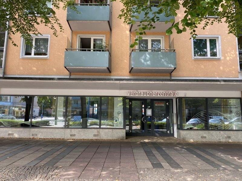 Änderung Gewerbeeinheit Frankfurt (Oder), Karl- Marx-Straße 179-180