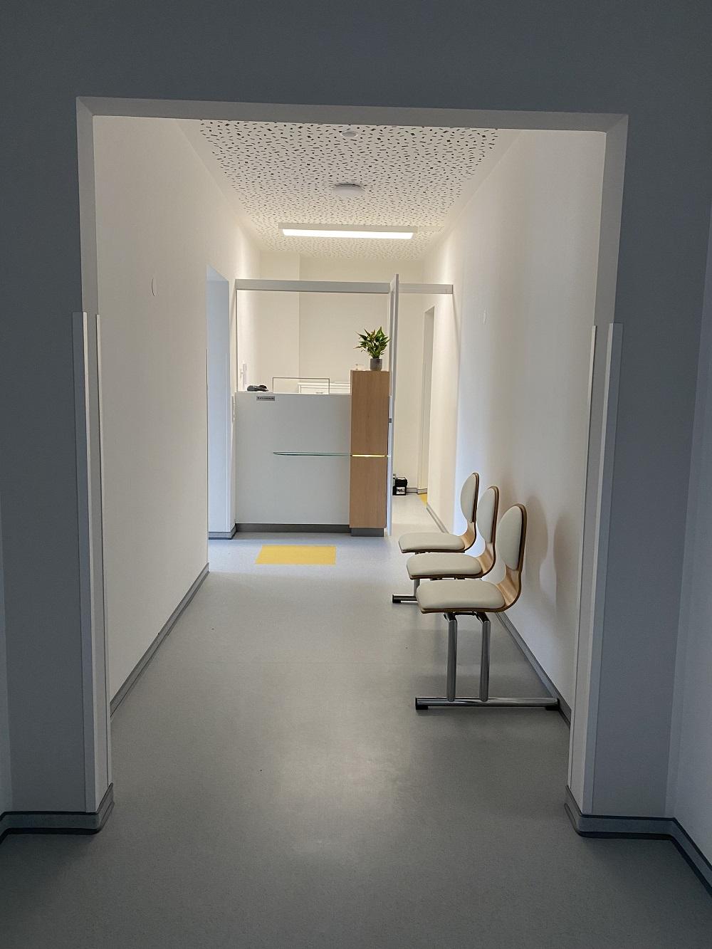 Umbau Zahnarztpraxis Falkenhagen