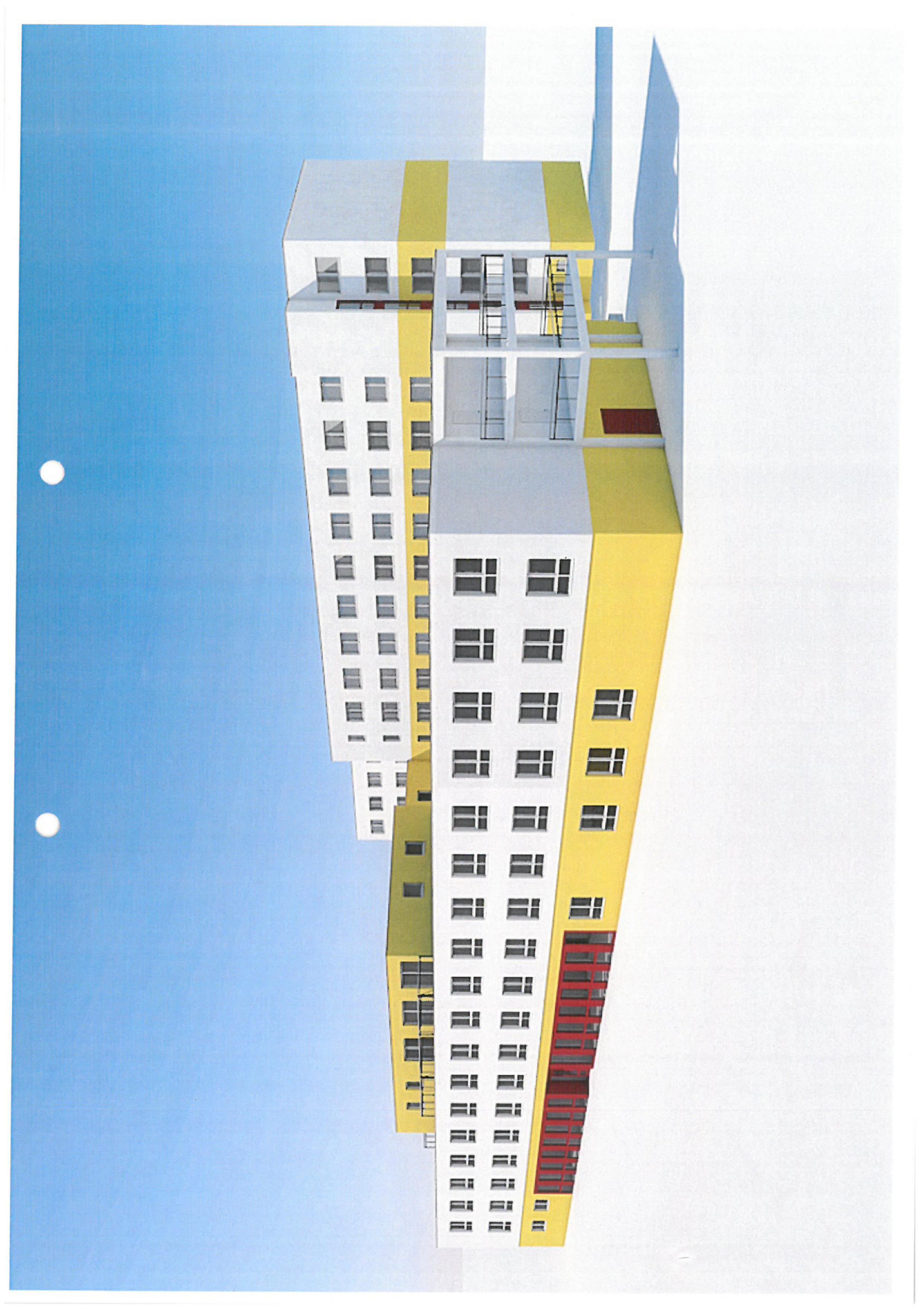 Umbau und Anbau ASB Seniorenheim