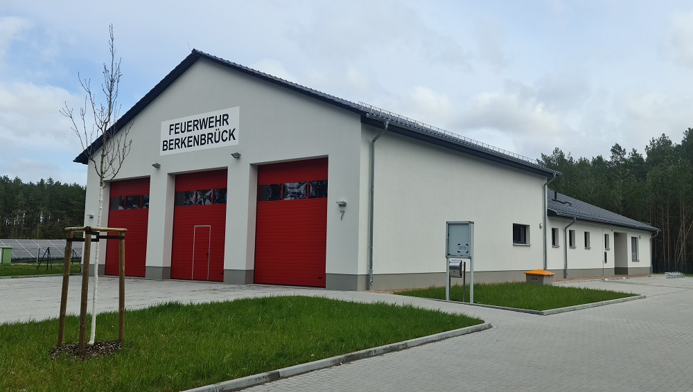 Feuerwehr Berkenbrück